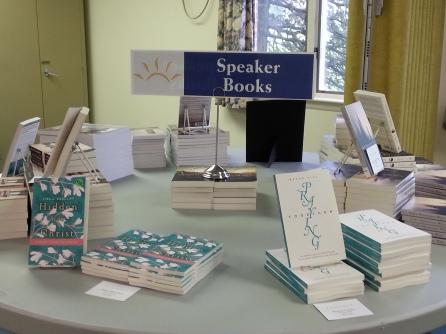 speaker books